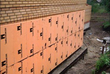 Утепление тонких стен