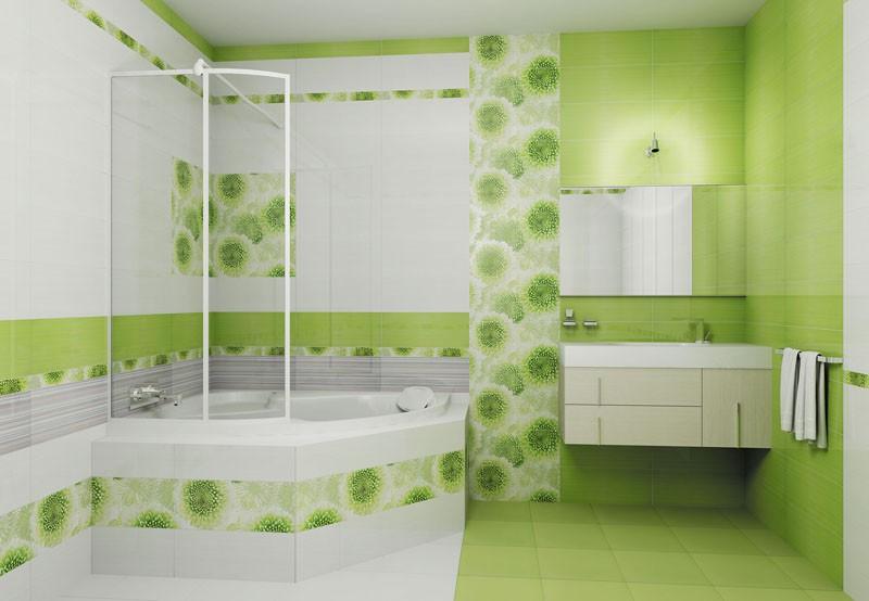 Какую плитку выбрать для ремонта ванной комнаты