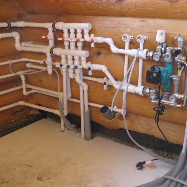 Водопроводные системы и полимеры
