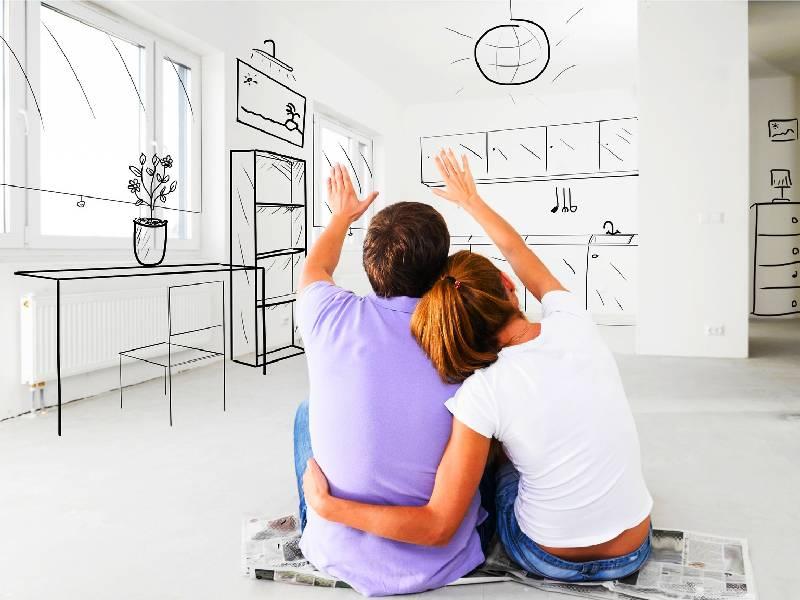 Основные этапы ремонта в квартире